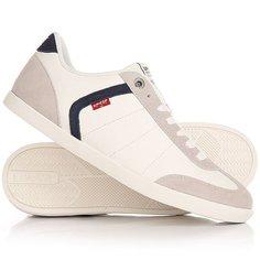 Кеды кроссовки низкие Levis Loch Regular White Levis®