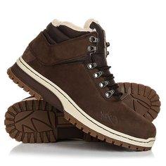 Ботинки высокие K1X H1ke Territory Dark Honey/Black