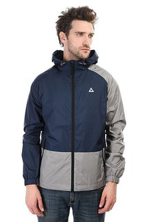 Ветровка Le Coq Sportif Asйlias Windbreaker Dress Blues/Titani