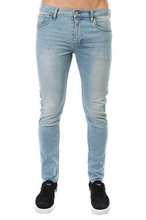 Джинсы узкие DC Skinny Light In Light Indigo Bleach