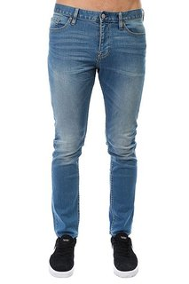 Джинсы узкие DC Washed Slim Jn Medium Indigo Bleach