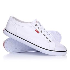 Кеды кроссовки Levis Venice Beach Low.2733 Brilliant White Levis®