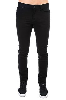 Джинсы узкие DC Worker Slim Jea Black Rinse