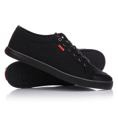 Кеды кроссовки Levis Venice Beach Low.2733 Regular Black Levis®
