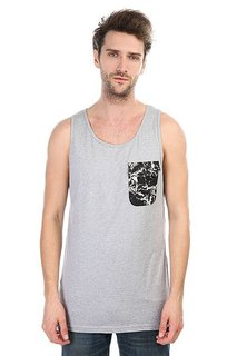 Майка DC Owensboro Tank Grey Heather