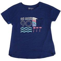 Лонгслив детский Roxy Indiancamp Blue Depths
