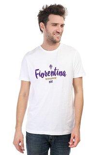 Футболка Le Coq Sportif Fiorentina Fanwear Tee 3 White
