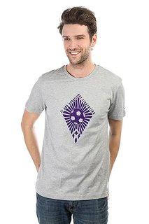 Футболка Le Coq Sportif Fiorentina Fanwear Tee 2 Grey