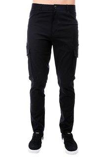 Штаны прямые Anteater Cargo2 Black