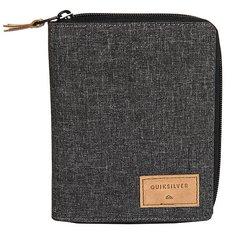 Кошелек Quiksilver Travel Wallet Bonnie Blue Classic