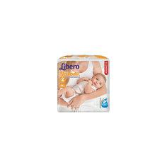 Подгузники Libero Newborn, Mini 3-6 кг (2), 94 шт., Mega Plus