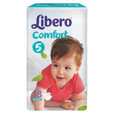 Подгузники Libero Comfort, Maxi Plus 10-16 кг (5), 18 шт.