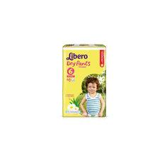 Трусики Libero Dry Pants, XL 13-20 кг, 46 шт., Mega