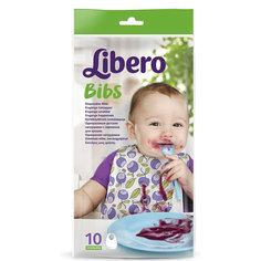 Одноразовые нагрудники Libero Easy Meal, 10 шт.