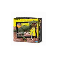 "Набор ""Оживи динозавра. ДНК Тираннозавра"" 4M"
