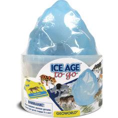 """Игровой набор """"Путешествуй и Играй! Ice Age to Go"""" Geoworld"""