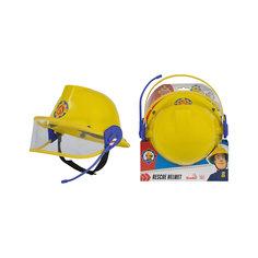 """Каска с микрофоном """"Пожарный Сэм"""", диаметр 23 см, Simba"""