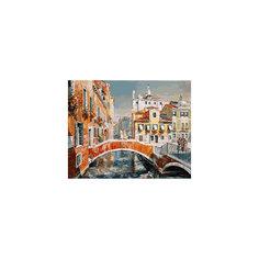 """Живопись на холсте """"Венеция. Кампьелло Кверини Стампалья"""", 40*50 см Белоснежка"""