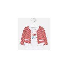 Комплект: майка и кардиган для девочки Mayoral