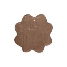 Конверт лепесток плюш, Wallaboo, шоколад