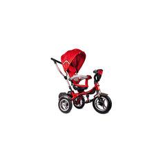 """Трехколесный велосипед """"Голд Люкс"""", с поворотным сиденьем, Zilmer"""