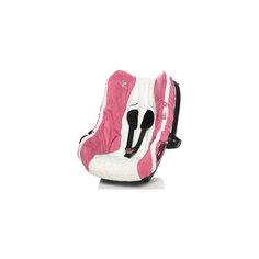 Чехол в автокресло, гр.0, Wallaboo, розовый