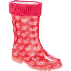 Резиновые сапоги  для девочки KAPIKA