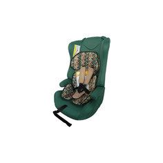Автокресло LOGS SEAT 9-36 кг., Babyhit, темно-зелёный