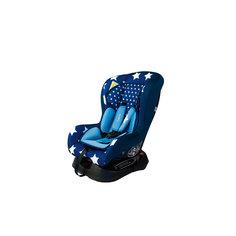 Автокресло CARINA 0-18 кг., Babyhit, синий в белую звёздочку