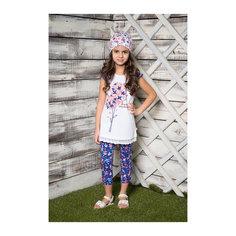Комплект: футболка и леггинсы для девочки Sweet Berry
