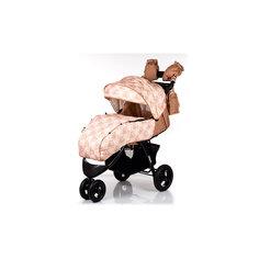 Прогулочная коляска VOYAGE AIR, Babyhit, бежевый