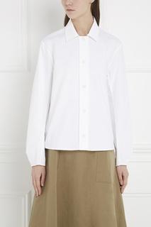 Хлопковая блузка Joseph