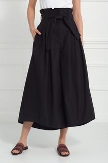 Хлопковые брюки Fendi