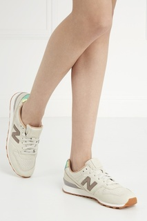 Кожаные кроссовки №996 New Balance