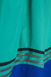 Хлопковое платье Fendi