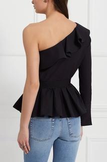 Хлопковая блузка Fendi