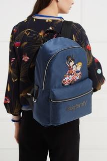 Рюкзак с вышивкой Dolce & Gabbana