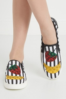 Слипоны Dolce & Gabbana