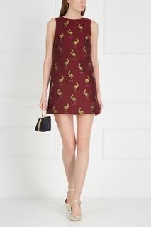 Платье-трапеция Alice + Olivia