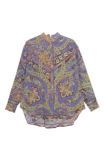 Шелковая блузка Etro