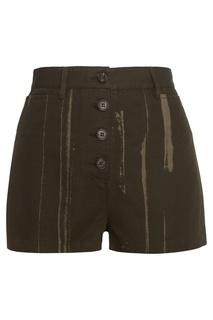 Хлопковые шорты Proenza Schouler