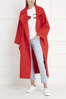 Хлопковое пальто Inshade