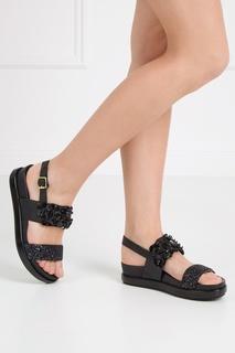 Кожаные сандалии Sharon Ash