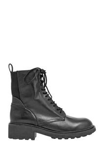Кожаные ботинки Styx Ash