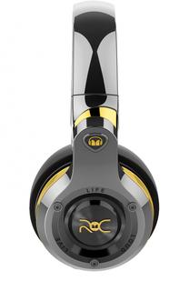 Полноразмерные накладные наушники ROC Sport Black Platinum Monster