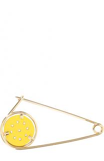 Булавка для сумки Small Double Meccano Loewe