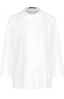 Блуза свободного кроя с укороченным рукавом Windsor