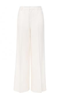 Расклешенные брюки со стрелками и карманами Ralph Lauren
