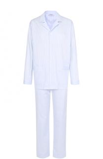 Хлопковая пижама Zimmerli