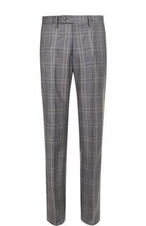 Шерстяные брюки прямого кроя Stella McCartney